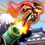 NINJA バズーカ GAIDEN │ 【破壊!!】忍者を飛ばして城を壊せ!!