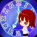 ミニキャラの時計 │ 多機能時計アプリ