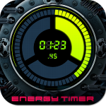 Energy Timer │ 【カッコイイ!】お好み調節可能!!