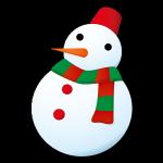 Snowman Battery Widget │ 【雪だるま】バッテリーウィジェット