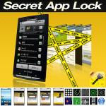 シークレットアプリロック Pro │ 14種類以上の認証方式でロック